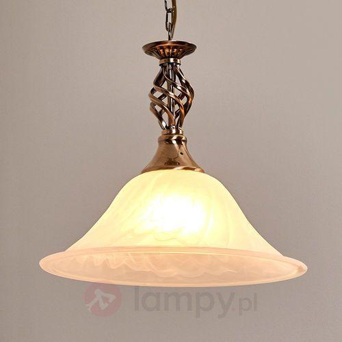 dcf19f9e88c Searchlight Mosiężna lampa wisząca cameroon, 1-punktowa (5013874188953)  310,00 zł tradycyjna lampa wisząca CAMEROON rozsyła mnóstwo światła nad  stołem ...