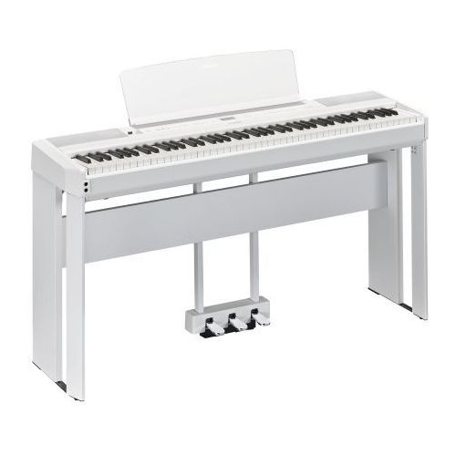 p 515 wh pianino cyfrowe stage piano (białe) marki Yamaha