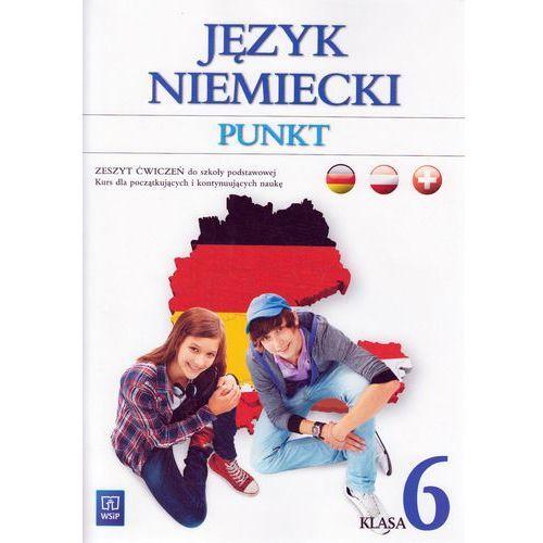 Język niemiecki Punkt 6 ćwiczenia SP / podręcznik dotacyjny - Anna Potapowicz, Anna Potapowicz