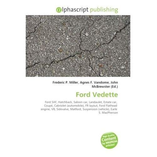 Ford Vedette (9786130731571)