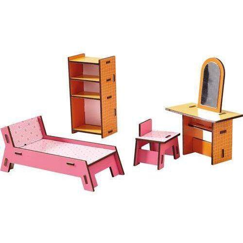 HABA Little Friends Akcesoria do domku dla lalek: Kącikpiękności 300510