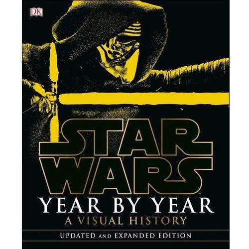 Star Wars Year by Year A Visual History (368 str.)