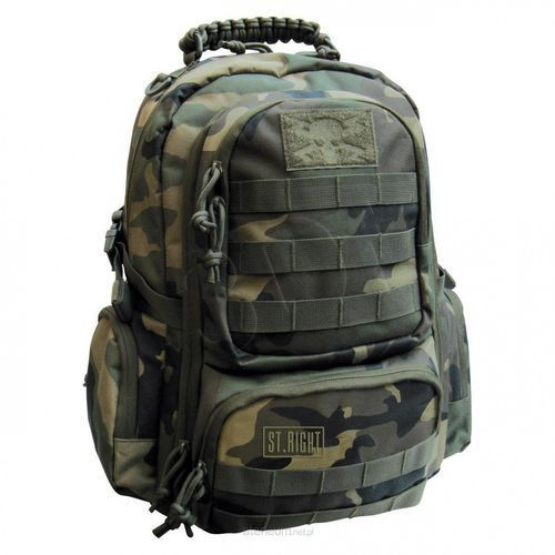 PLECAK ST.RIGHT BP-36 GREY CAMO 30L MILITARY, 5903235619519