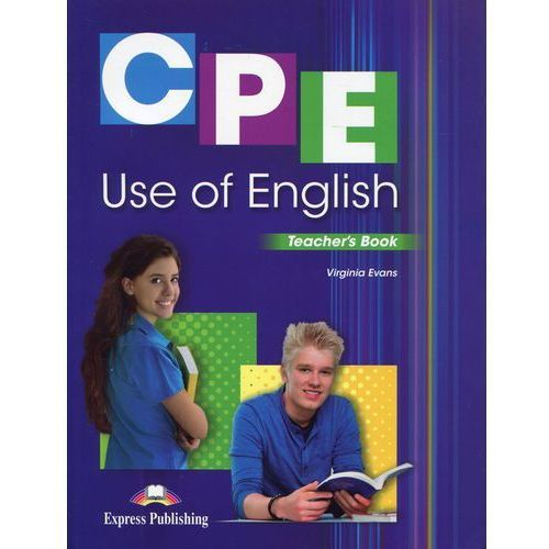 CPE Use of English Teacher' Book - Virginia Evans (272 str.)