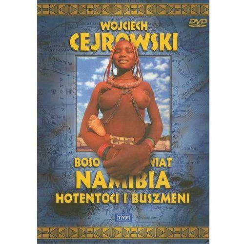 Wojciech Cejrowski. Boso przez świat: Namibia (*) (Płyta DVD) (5902600066040)