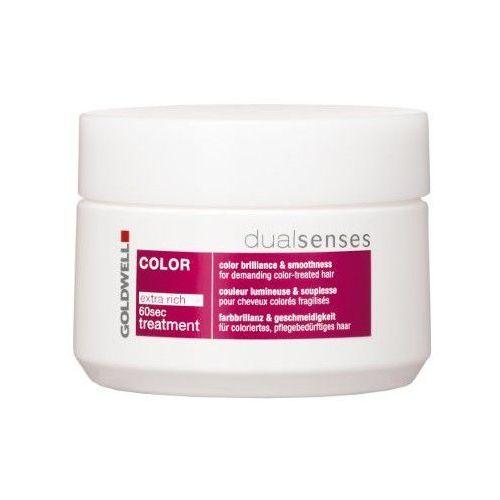 Goldwell Dualsenses intensywny 60 sekundowy balsam Color Extra Rich Mask 200ml - z kategorii- maseczki do włosów