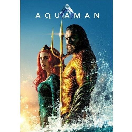 James wan Aquaman (płyta dvd)