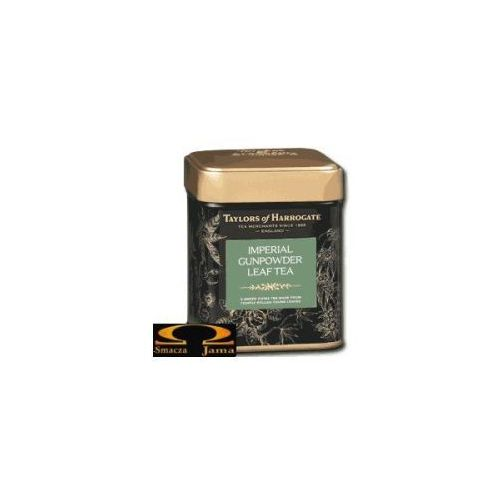 Herbata zielona liściasta Taylors of Harrogate Imperial Gunpowder 125g
