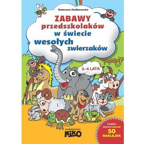 W świecie zwierzaków - zadania dla starszych przedszkolaków - Wysyłka od 3,99 - porównuj ceny z wysyłką, Niko