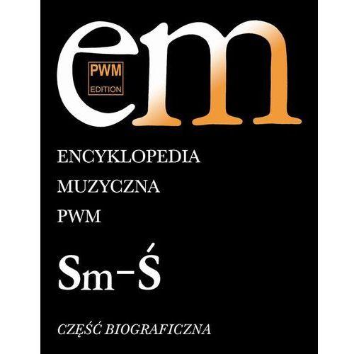 Encyklopedia Muzyczna PWM t. 10, oprawa twarda