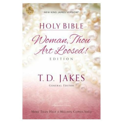 NKJV, Woman Thou Art Loosed, Paperback, Red Letter Edition (9780718003920)