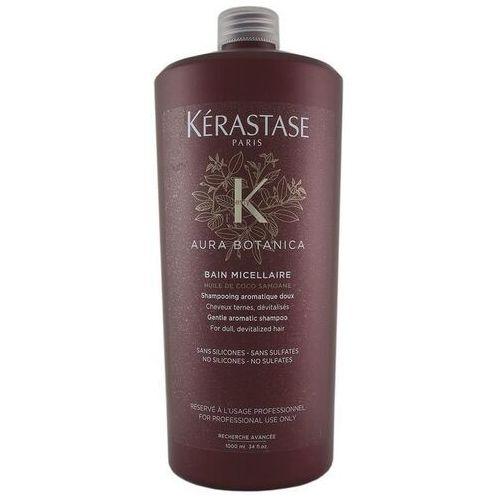 Kerastase aura botanica bain | kąpiel micelarna do włosów normalnych i lekko uwrażliwionych - 1000ml
