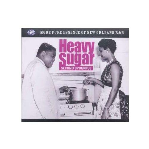 Różni Wykonawcy - Heavy Sugar Second Spoonful - More Pure Essence Of New Orleans R & B (5055311001319)