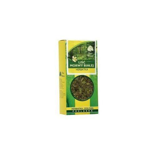 Herbatka liść morwy białej 50g marki Dary natury