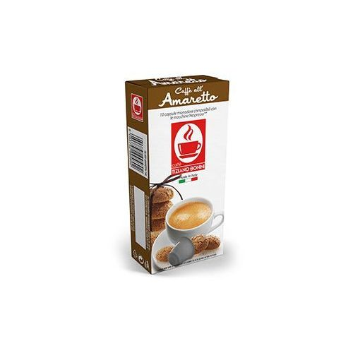 Kapsułki do Nespresso* AMARETTO 10 kapsułek - do 12% rabatu przy większych zakupach oraz darmowa dostawa (8055742995802)