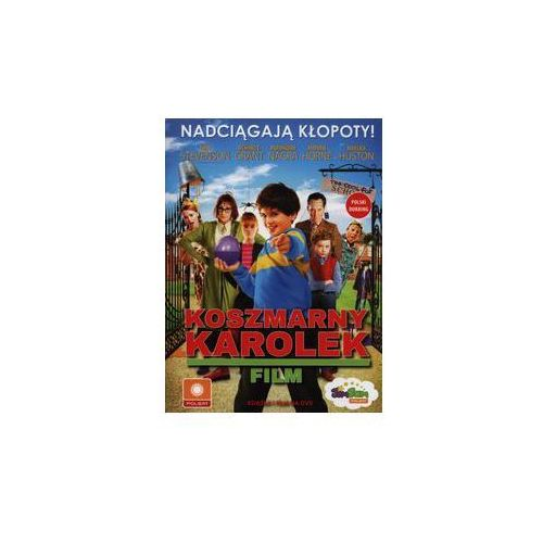 Aga press Koszmarny karolek (booklet dvd)