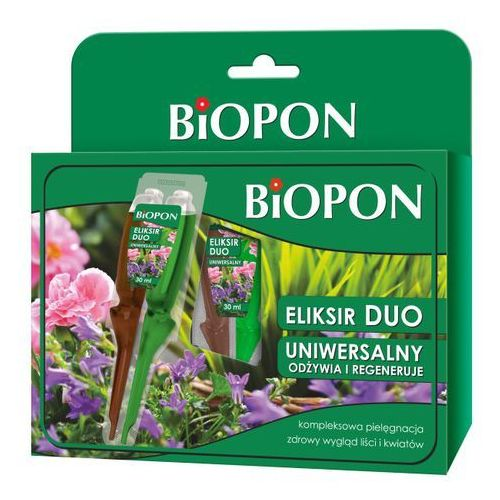 Eliksir uniwersalny Biopon Duo 5 x 30 ml