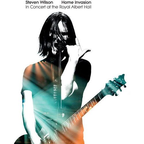 HOME INVASION: IN CONCERT AT THE ROYAL ALBERT HALL (DVD+2CD) - Steven Wilson (CD + DVD) (5051300209926)