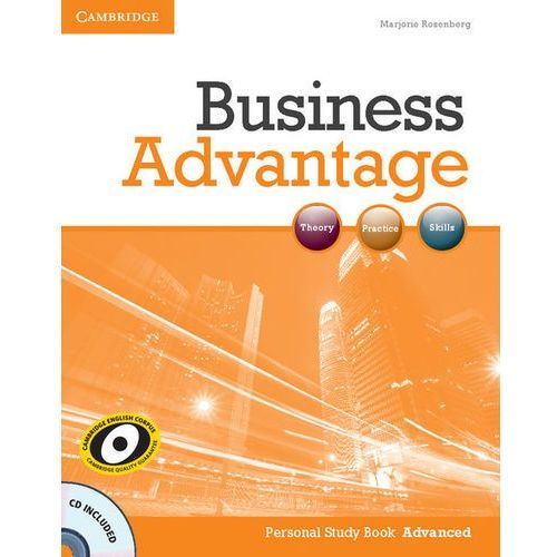 Business advantage advanced Personal study Book + CD (2012)