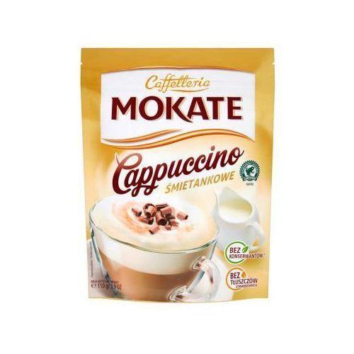 Mokate Cappuccino śmietankowe caffetteria 110 g