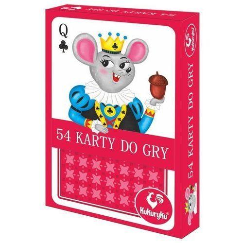 Karty do gry 54 Junior, R_3407