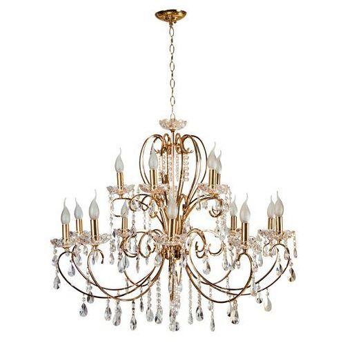 Lampa wisząca CANDELLUX Aurora 30-99801 Złoty (5906714799801)
