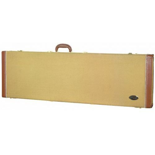 Rockcase rc-10706-vt/sb deluxe hardshell case, futerał do gitary elektrycznej