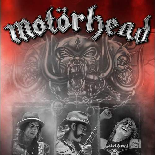 Warner music The world is ours - vol. 1 (dvd+2cd) - motörhead (płyta dvd) (5099908360991)