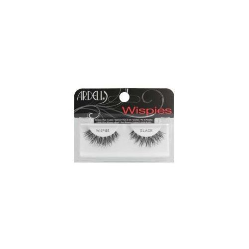 Ardell natural lashes wispies black, sztuczne rzęsy