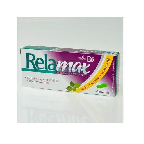 Relamax b6 x 30 tabl powl (lek uspokajające)