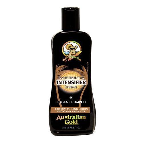 rapid tanning intensifier lotion | mleczko do opalania 237ml marki Australian gold