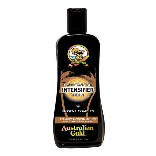 rapid tanning intensifier lotion | mleczko do opalania 237ml marki Australian gold