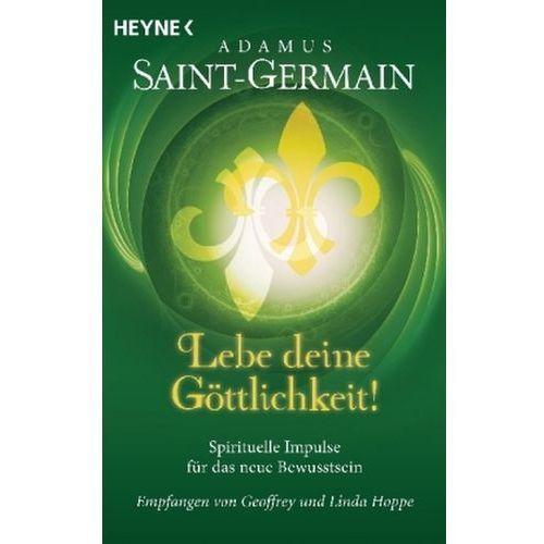Saint-Germain - Lebe deine Göttlichkeit! (9783453703193)