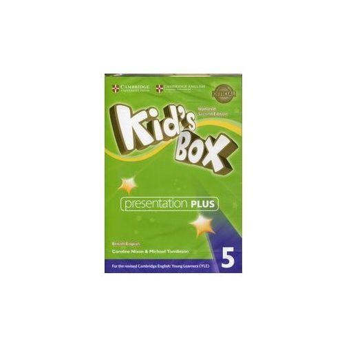Kid's Box 5 Presentation Plus (Płyta DVD)