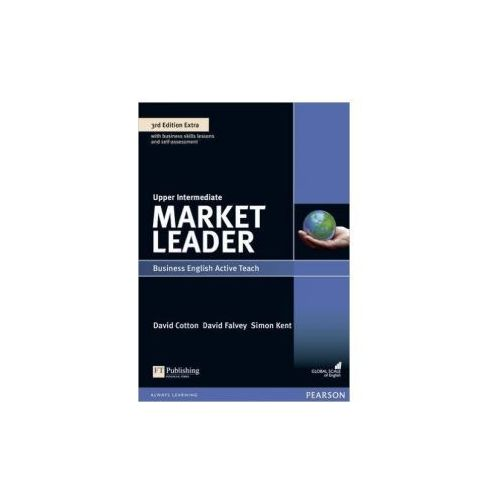 Market Leader 3Ed Extra Upper Intermediate. Oprogramowanie Tablicy Interaktywnej (9781292124711)