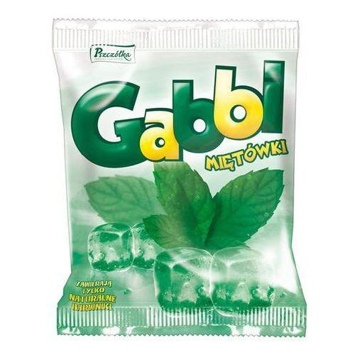 Miętówki gabbi 90 g marki Fabryka cukierków pszczółka sp.