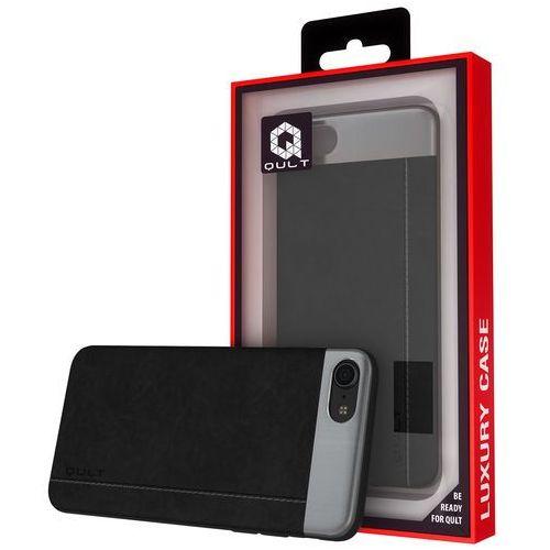 Etui QULT Back Case Slate do iPhone 7/8 Plus Czarny