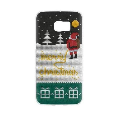 Etui case ugly xmas sweater do samsung galaxy s7 wielokolorowy (27398) marki Flavr