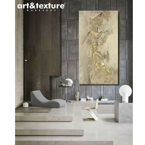 Duże abstrakcyjne obrazy ręcznie malowane