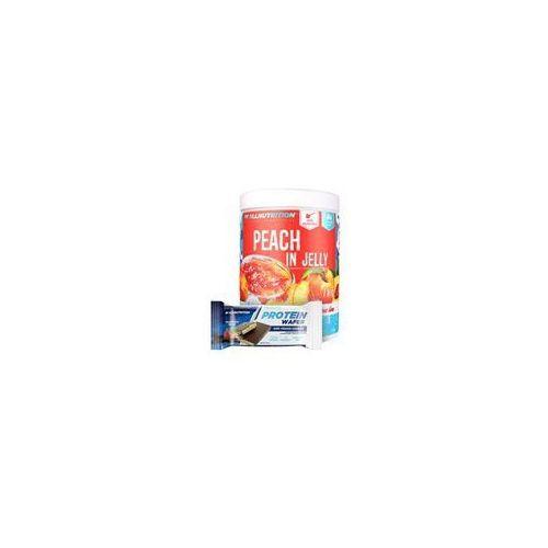 Allnutrition peach in jelly + protein wafer 1000g+35g