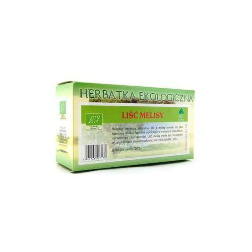 Herbatka liść melisy bio (25 x 1,5 g) - marki Dary natury