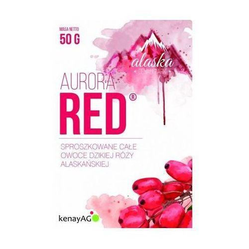 AuroraRed alaskańska dzika róża 50g