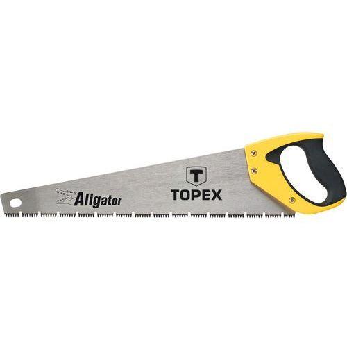 Piła płatnica TOPEX 10A451 Aligator 7 TPI 500 mm