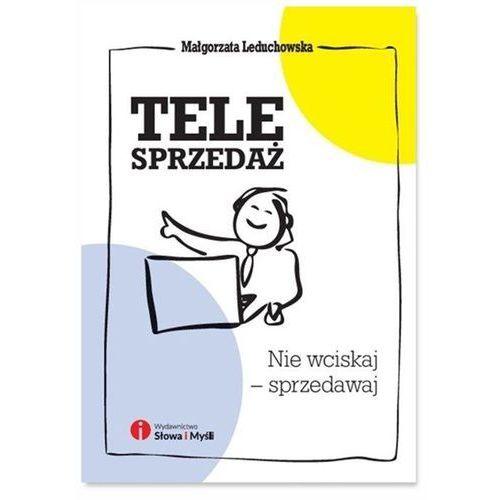 Telesprzedaż - Małgorzata Leduchowska (9788363566890)