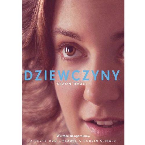 Lena dunham Dziewczyny (sezon 2, 2 dvd) (płyta dvd)