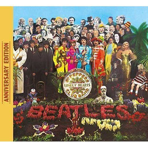 The Beatles - SGT. PEPPER'S LONELY HEARTS CLUB BAND - ANNIVERSARY EDITIONS (0602557455304)