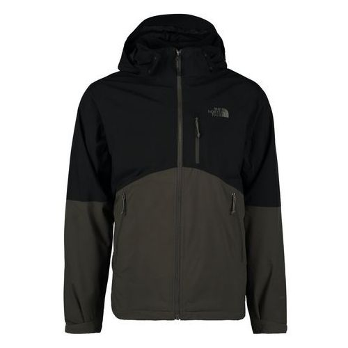 SALIRE INSULATED Kurtka hardshell schwarz/oliv, The North Face z Zalando.pl