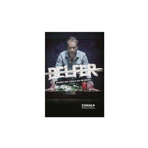 Belfer (dvd) - łukasz palkowski marki Agora