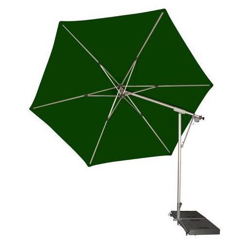 Parasol ogrodowy DOPPLER Pendel ciemno zielony 454225812 (parasol ogrodowy) od Media Expert