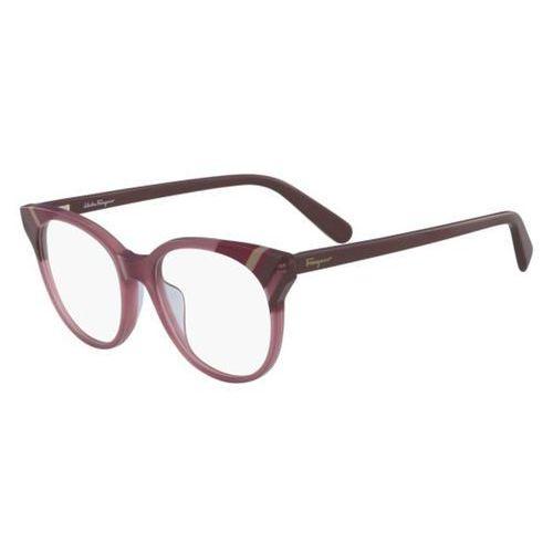 Okulary Korekcyjne Salvatore Ferragamo SF 2796 639